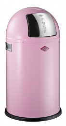 Wesco Pushboy Junior 22l pink