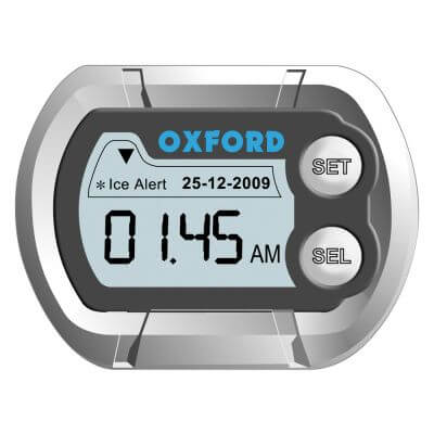 Oxford Micro Clock