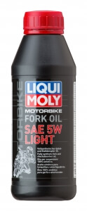 LIQUI MOLY Motorbike Fork Oil 5W Light 500ml