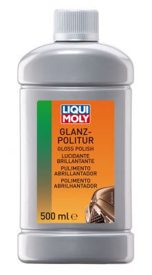 LIQUI MOLY Glanzpolitur 500ml