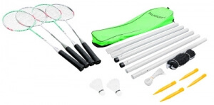Hudora Badmintonset Team HD-44