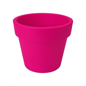 Elho green basics top planter 30 sweet raspberry