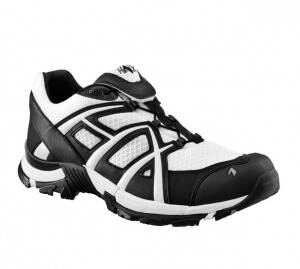 Haix Black Eagle Adventure 30 Mono Low Gr.10 schw./wei�