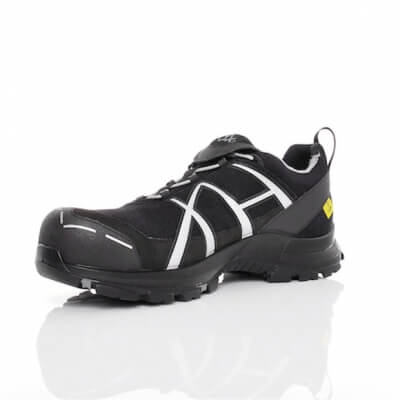 Haix Black Eagle Safety 41 Low Gr. 12 black/silver