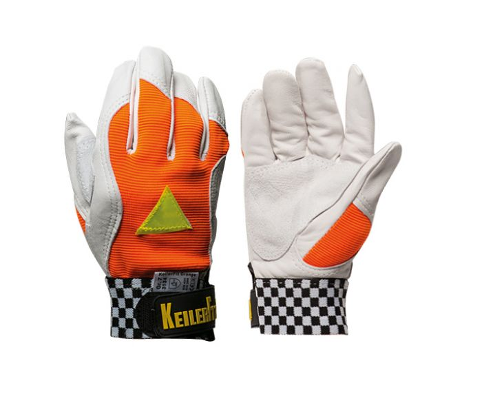 Keiler Fit Handschuhe orange Gr. 9