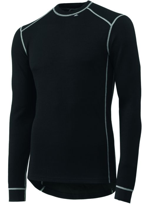 Helly Hansen Roskilde Crew Neck black XL