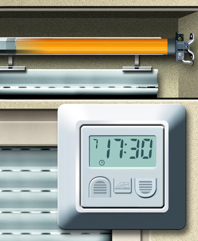 schellenberg zeitschaltuhr standard hammerkauf. Black Bedroom Furniture Sets. Home Design Ideas