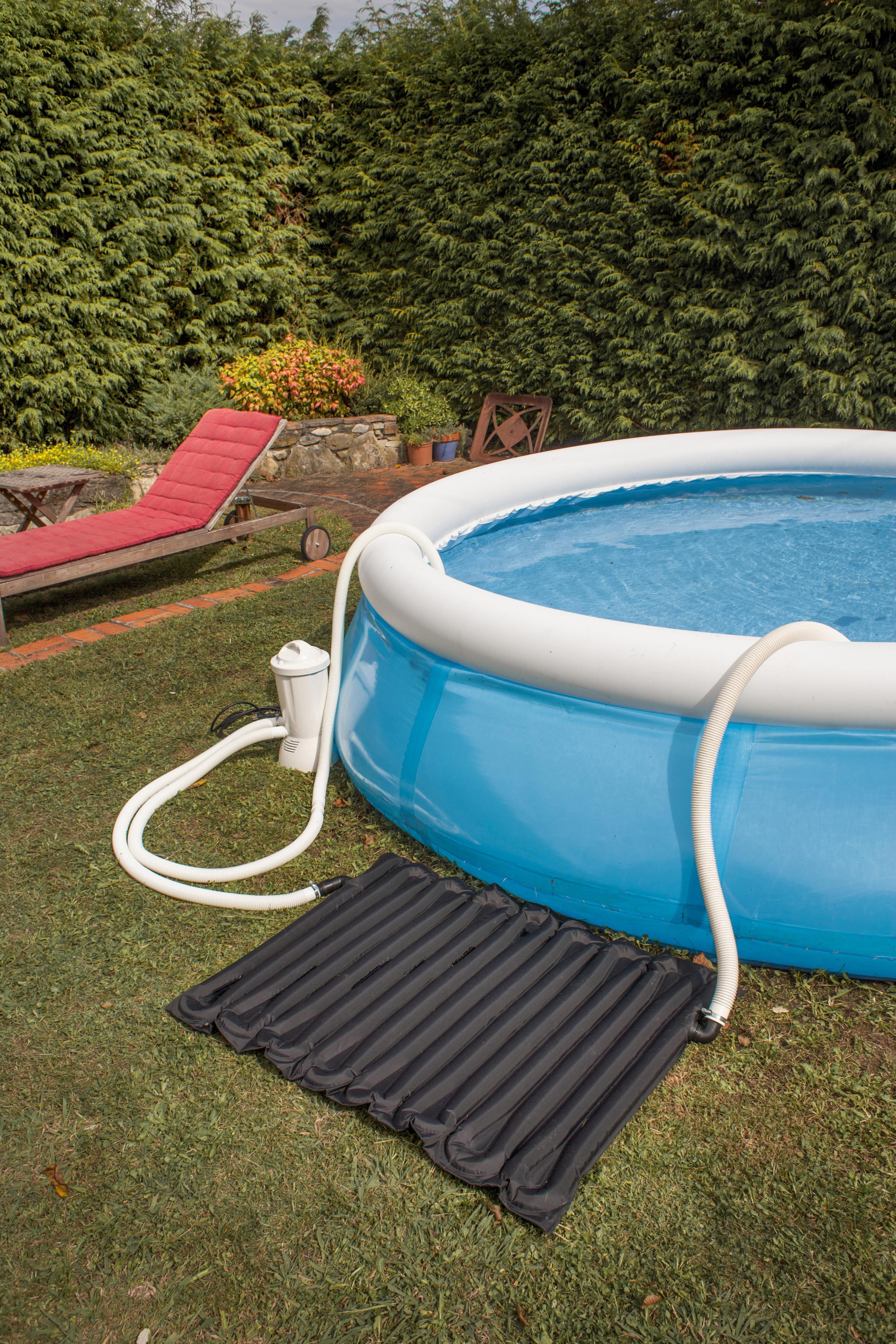 Теплообменник для надувного бассейна своими руками теплообменники применяемые для покрасочных камер