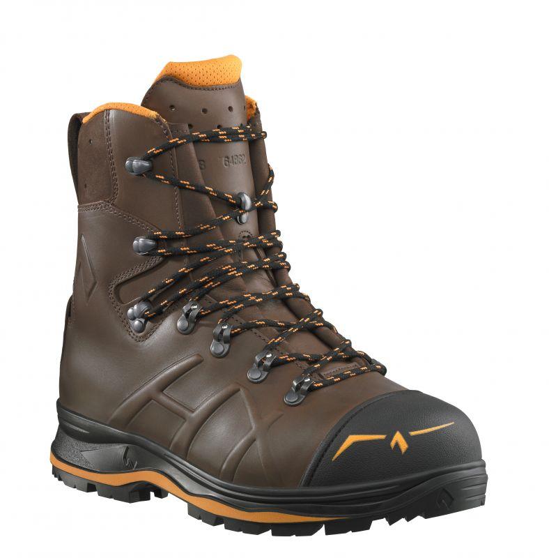 Haix Schnittschutzstiefel Trekker Mountain S3 Größe 39