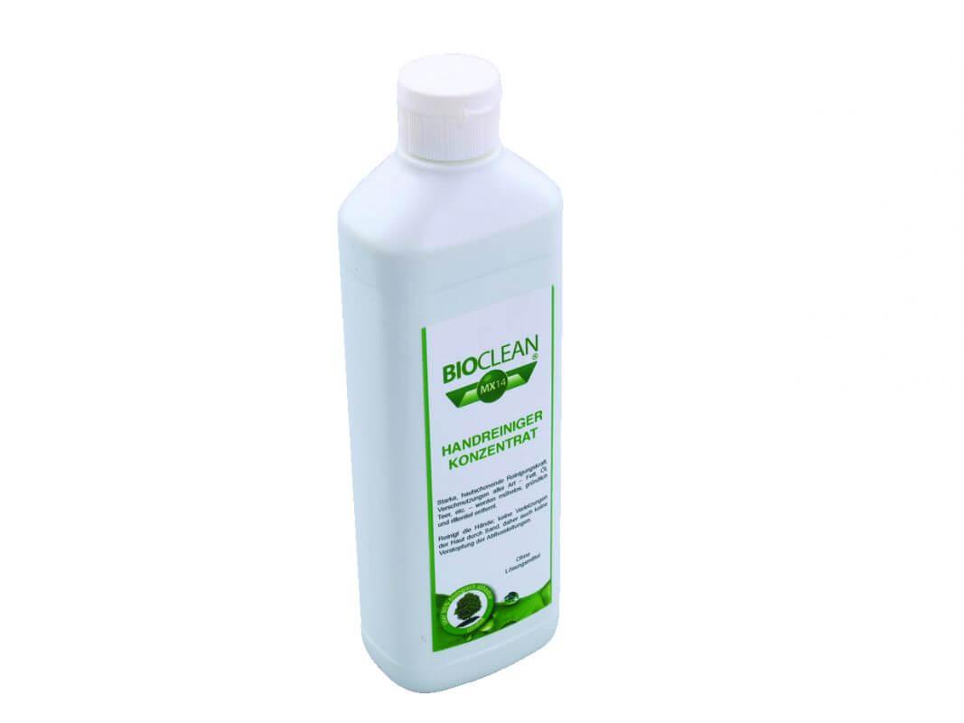 BioClean Handreiniger-Konzentrat 500 ml BioClean MX14 Reiniger