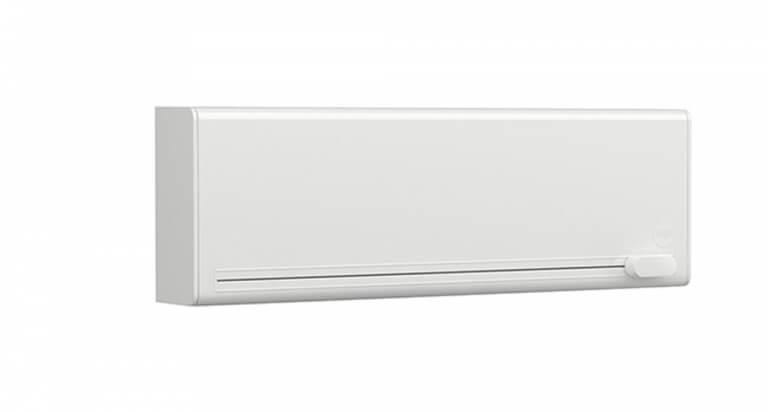 Emsa SMART Folienschneider KST, weiss, 38 x 12,8 x 7,7cm