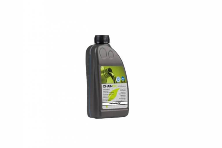 Ratioparts Chainbio 1 L Sägekettenhaftöl biologisch, KWF-geprüft