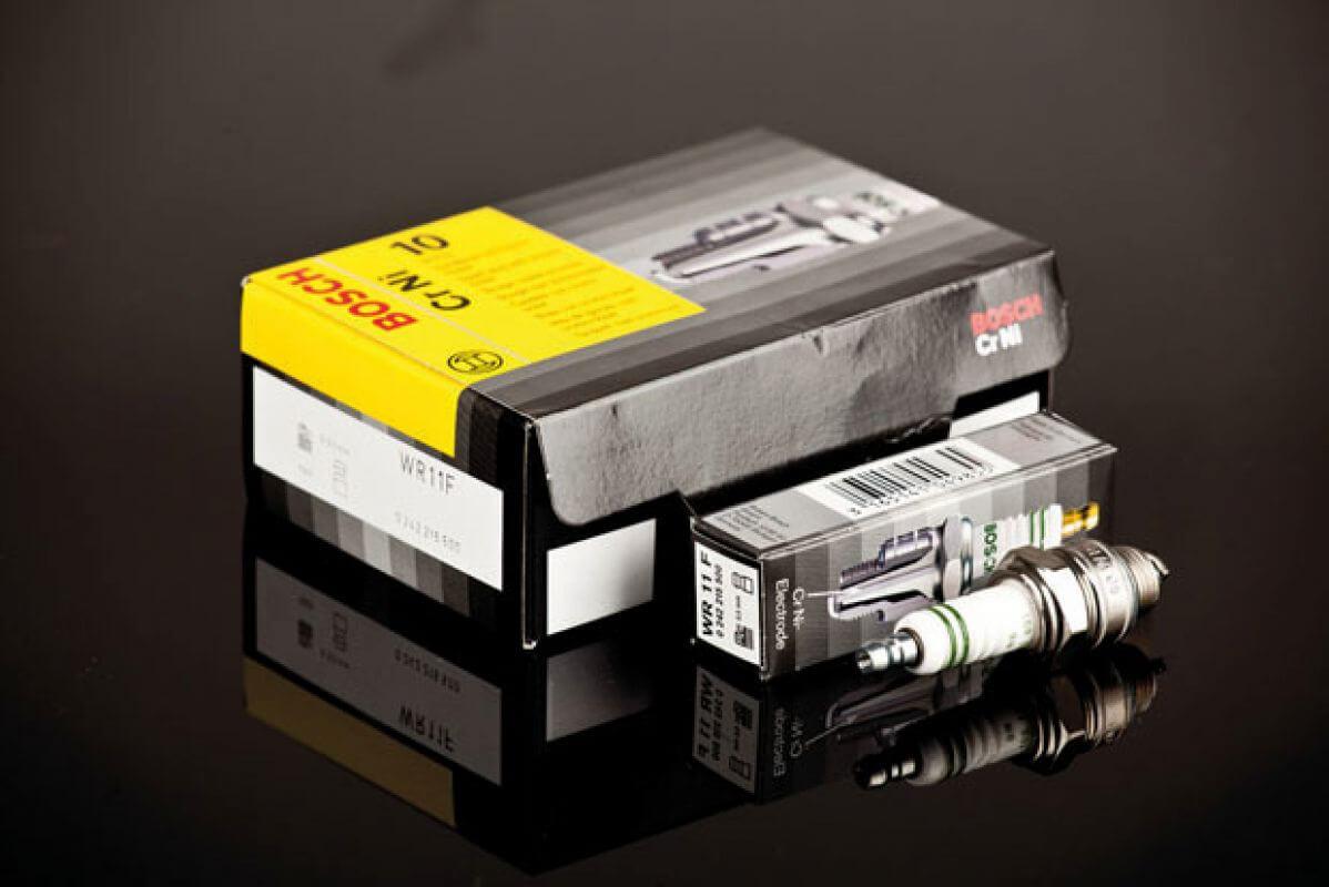Zündkerze Bosch USR7AC