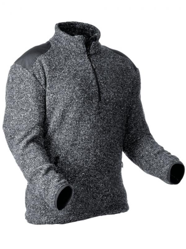 Meindl Fleece-Jacke navy Größe XXL