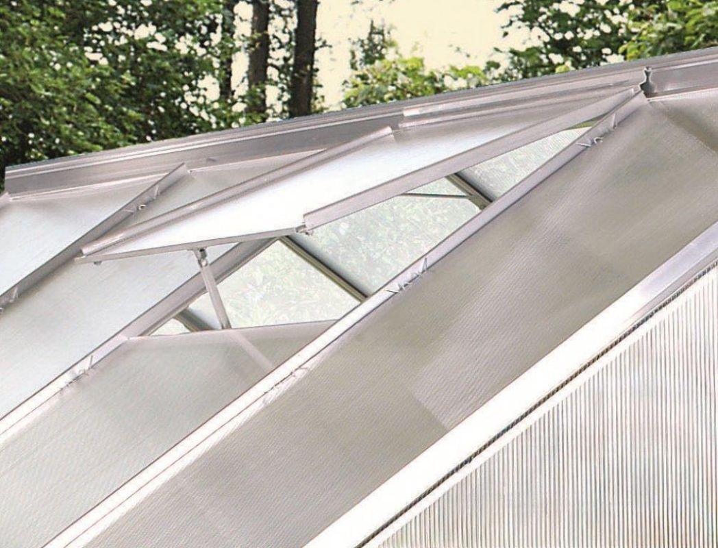 Vitavia Alu-Dachfenster für Calypso, ohne Glas