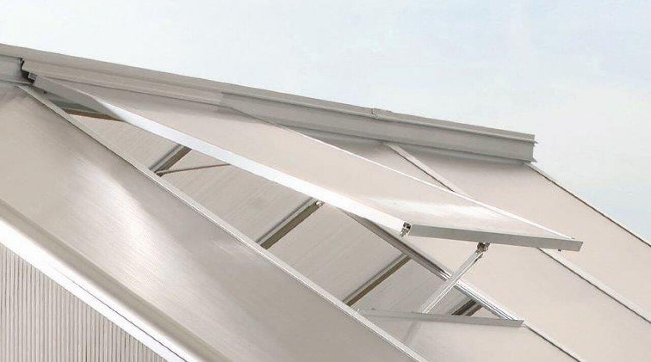Vitavia Alu-Dachfenster Triton, ohne Glas