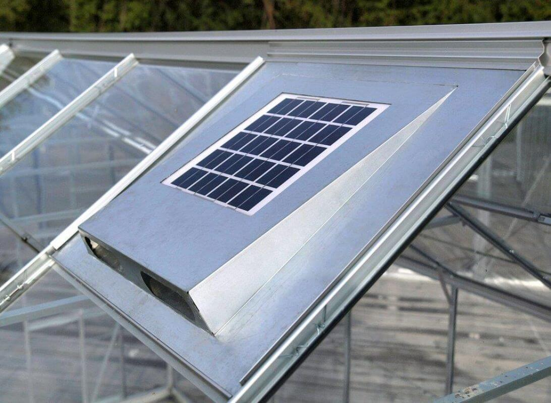 Vitavia Solardachlüfter 610 x 559 mm