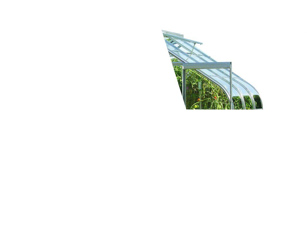 Vitavia Gewächshaus Diana 6700 ESG 3mm schwarz