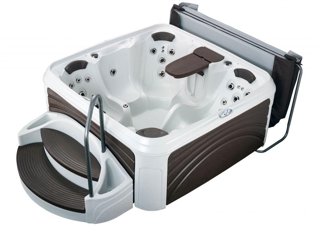 Whirlpool Dreammaker Suitespa Cabana 3500 L White Diamond / Espresso