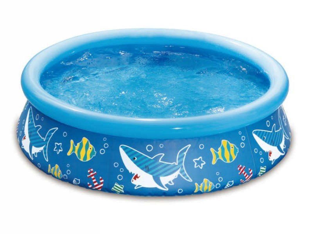 Kinderplanschbecken Kids small Ø 152 cm 38 cm hoch Schwimmbecken Pool