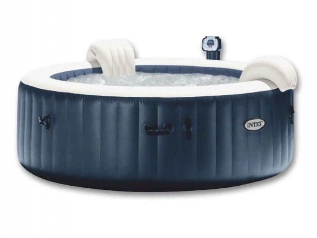 PureSpa Plus HWS 1100 aufblasbarer 6 Personen Whirlpool