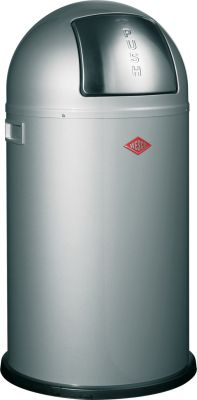 Wesco Pushboy 50l silber