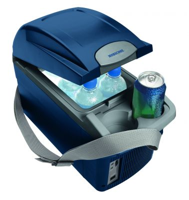 Mobicool T08 DC Thermoelectric Cooler Metallic blue