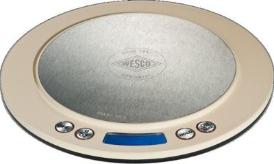 Wesco Digitalwaage mandel