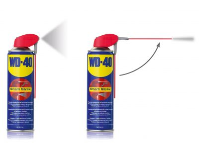 WD 40 Smart Straw 500ml Dose