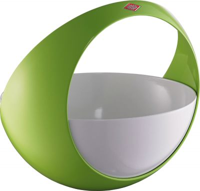 Wesco Spacy Basket limegreen