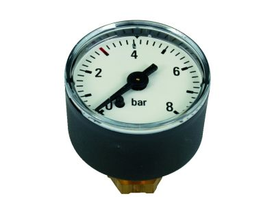 Gloria Manometer kpl. 3 bar