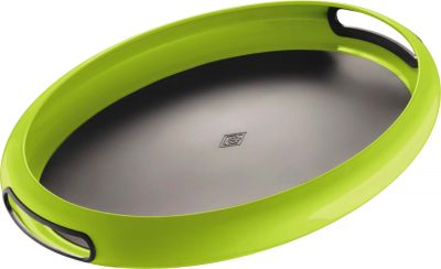 Wesco Spacy Tray oval limegreen Ø 50 cm