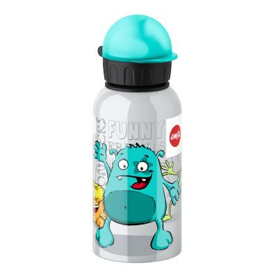 Emsa KIDS Trinkflasche, Monster, 0,4 L