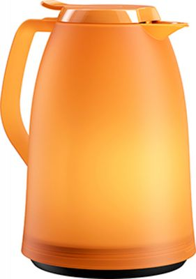 Emsa MAMBO Isolierkanne, Quick Tip, 1,0 L, orange