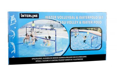 Interline Wasser Volleyball & Wasserball Set