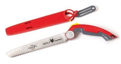 Wolf Garten, Hands�ge mit H�lle POWER CUT SAW 275