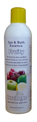 Interline Spa Badeduft Fruity 250 ml