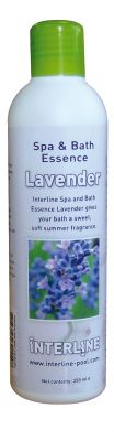 Interlline Spa Badeduft Lavendel 250 ml