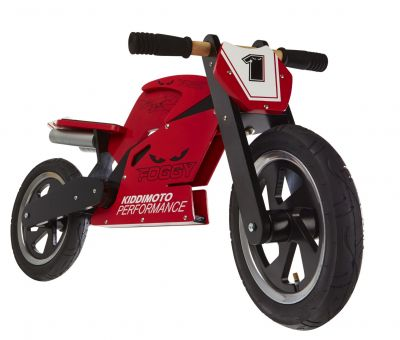 Kiddimoto Superbike Carl Fogarty Laufrad