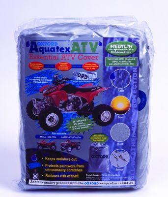 Oxford Faltgarage OF762 AQUATEX ATV M