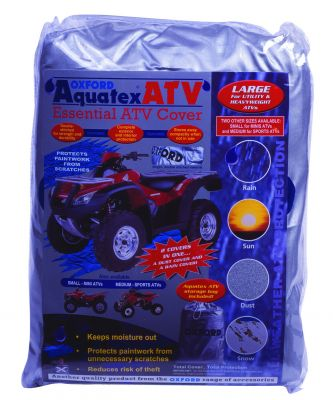 Oxford Faltgarage OF762 AQUATEX ATV L