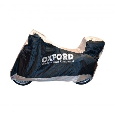 Oxford Faltgarage CV116 AQUATEX M mit Top Case