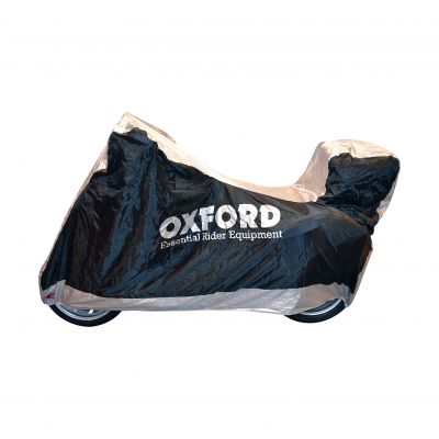 Oxford Faltgarage CV118 AQUATEX XL mit Top Case