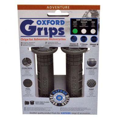 Oxford Adventure Griffe medium inkl. Endkappen