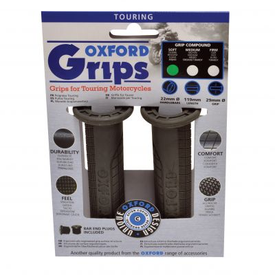 OXFORD Touring Griffe medium inkl. Endkappen