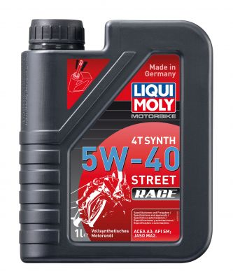 LIQUI MOLY 4T Synth 5 W-40 Race 1L