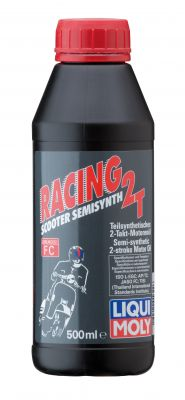LIQUI MOLY 2T Semisynth Scooter 500ml Motoröl