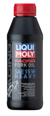 LIQUI MOLY Motorbike Fork Oil 15W Heavy 500ml