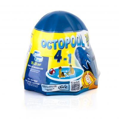 GRE Octopool 4 in 1 f�r 10-20m�, 500g
