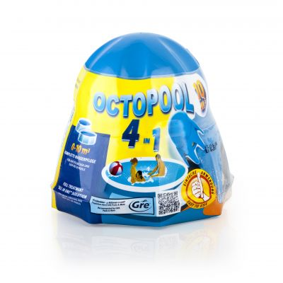 GRE Octopool 4 in 1 f�r 0-10m�, 250g